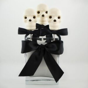 White Chocolate Skeleton Lolly