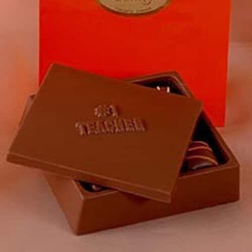 #1 Teacher Gift Box