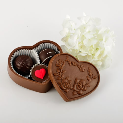 Chocolate Sweetheart Box