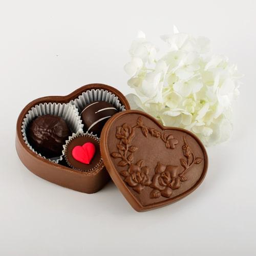 Chocolate Sweetheart Box