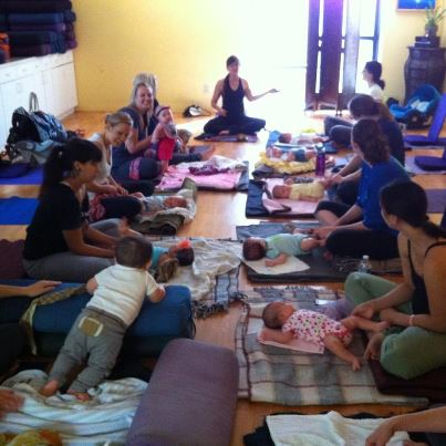 The Creation of Sing and Play Yoga