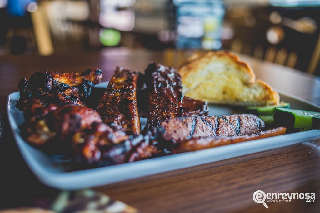 Gourmet En Reynosa: Applebee's