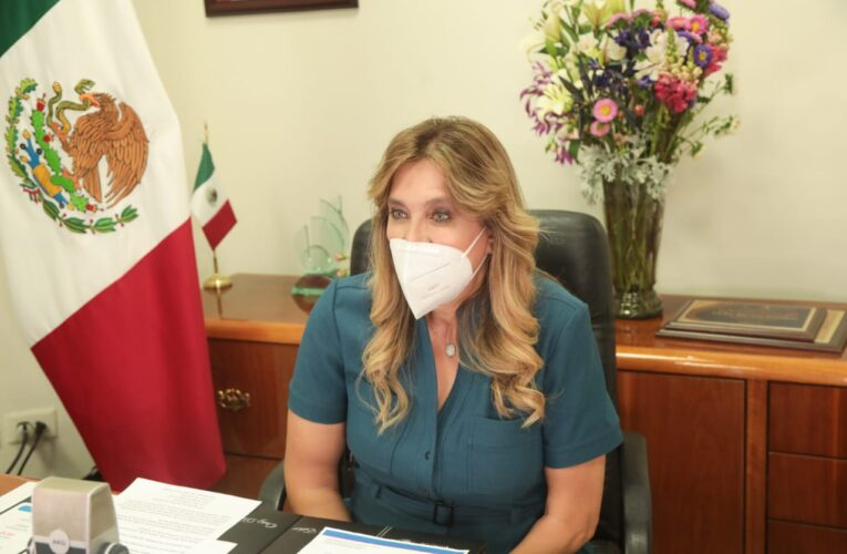 Preparado Municipio para enfrentar el2021: Alcaldesa de Reynosa