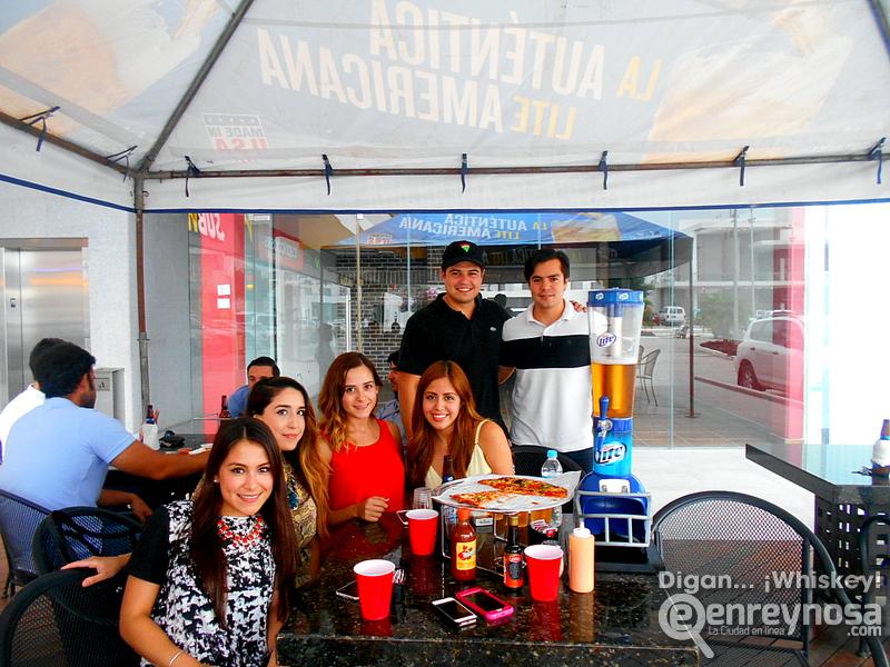 Inauguración Capricciosas Pizza Gourmet