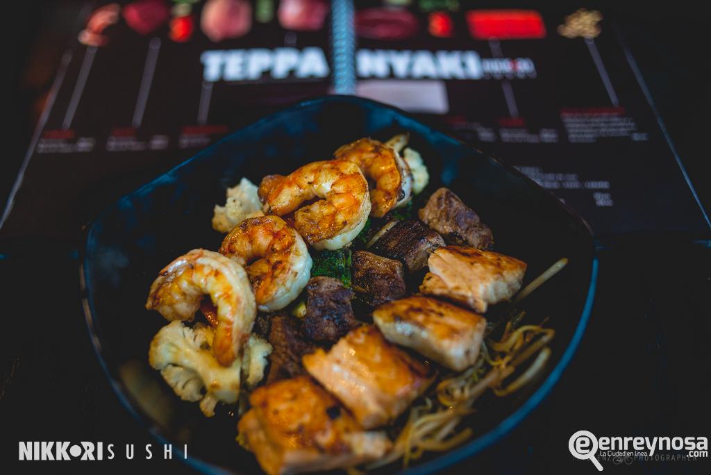 De Gourmet Por La Ciudad: Nikkori Sushi