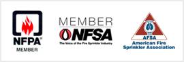 NFPA, NFSA, AFSA Members