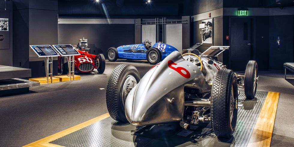 This Institute Is Protecting Motoring History