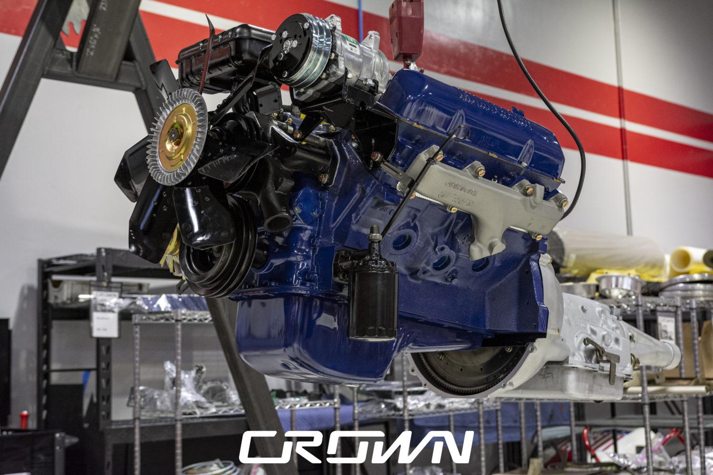 Rebuilt motor 1964 Ford Country Sedan