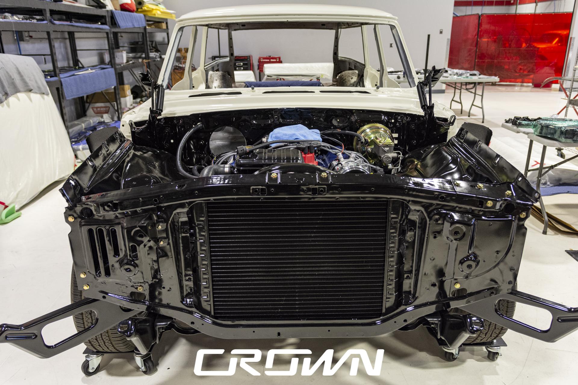 1965 Ford Country Sedan Restoration 5