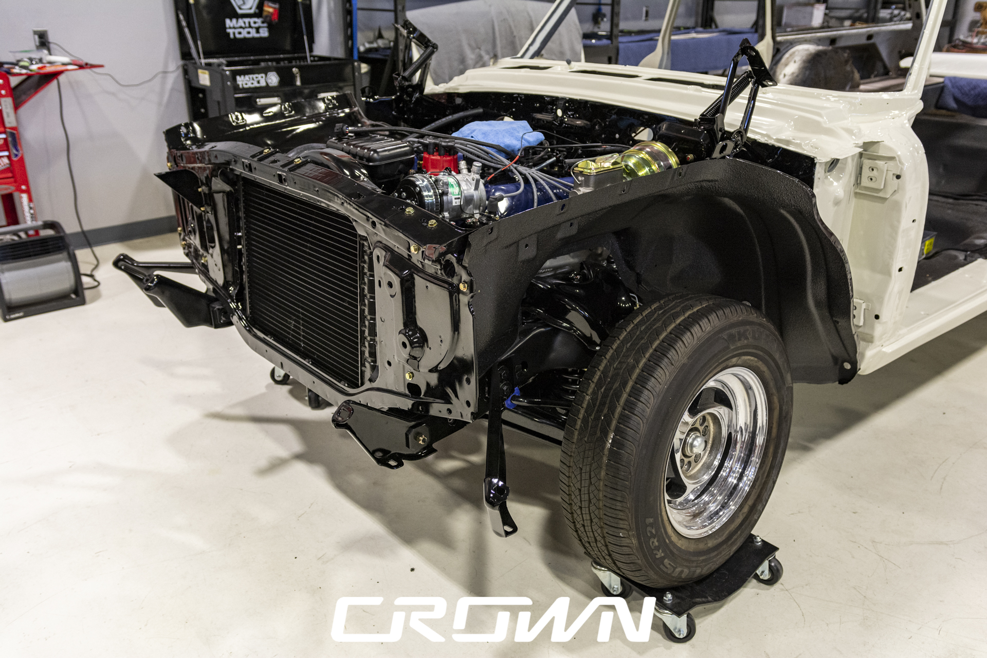 1965 Ford Country Sedan Restoration 4