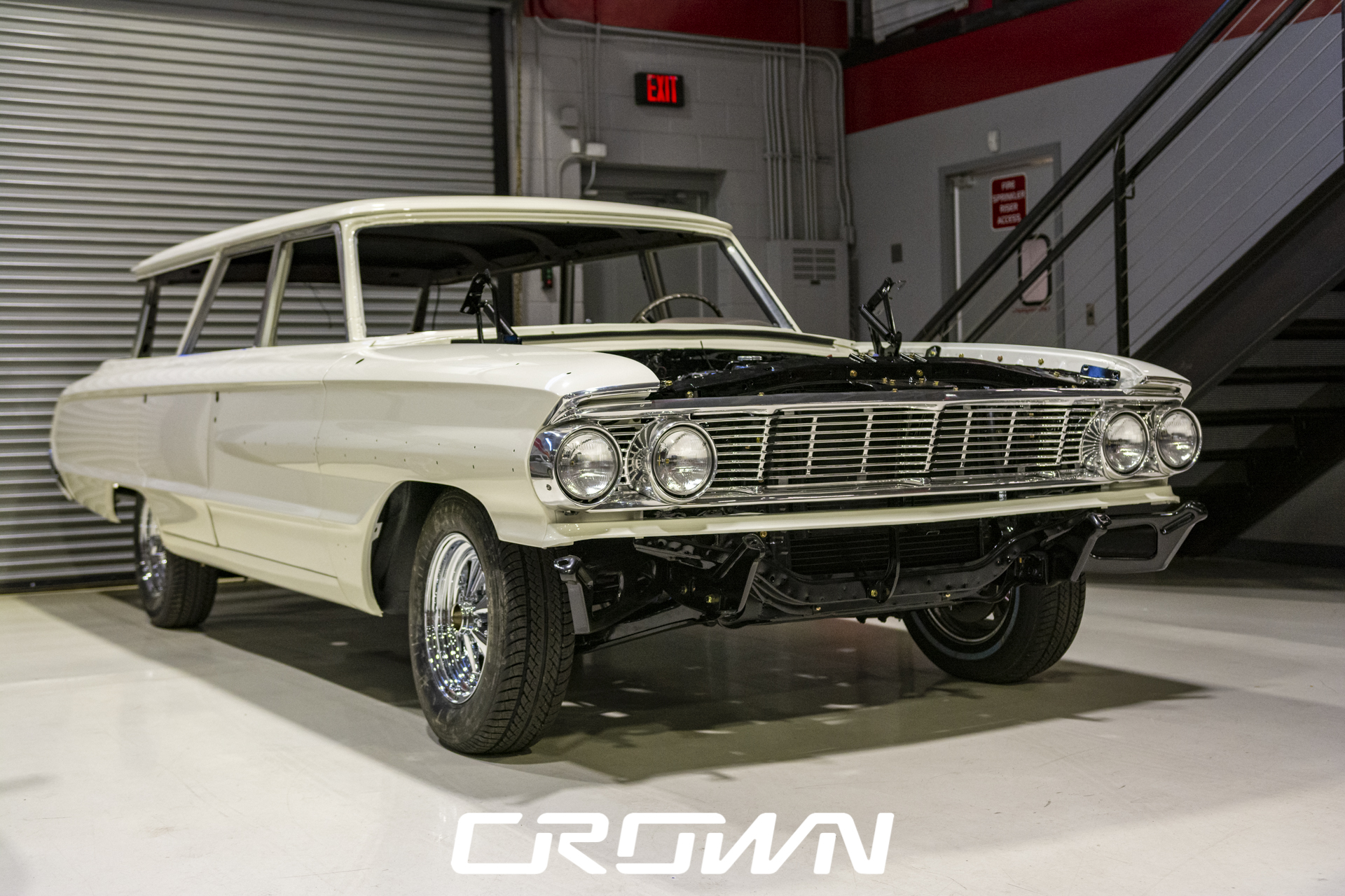 1964 Ford Country Sedan progress 1