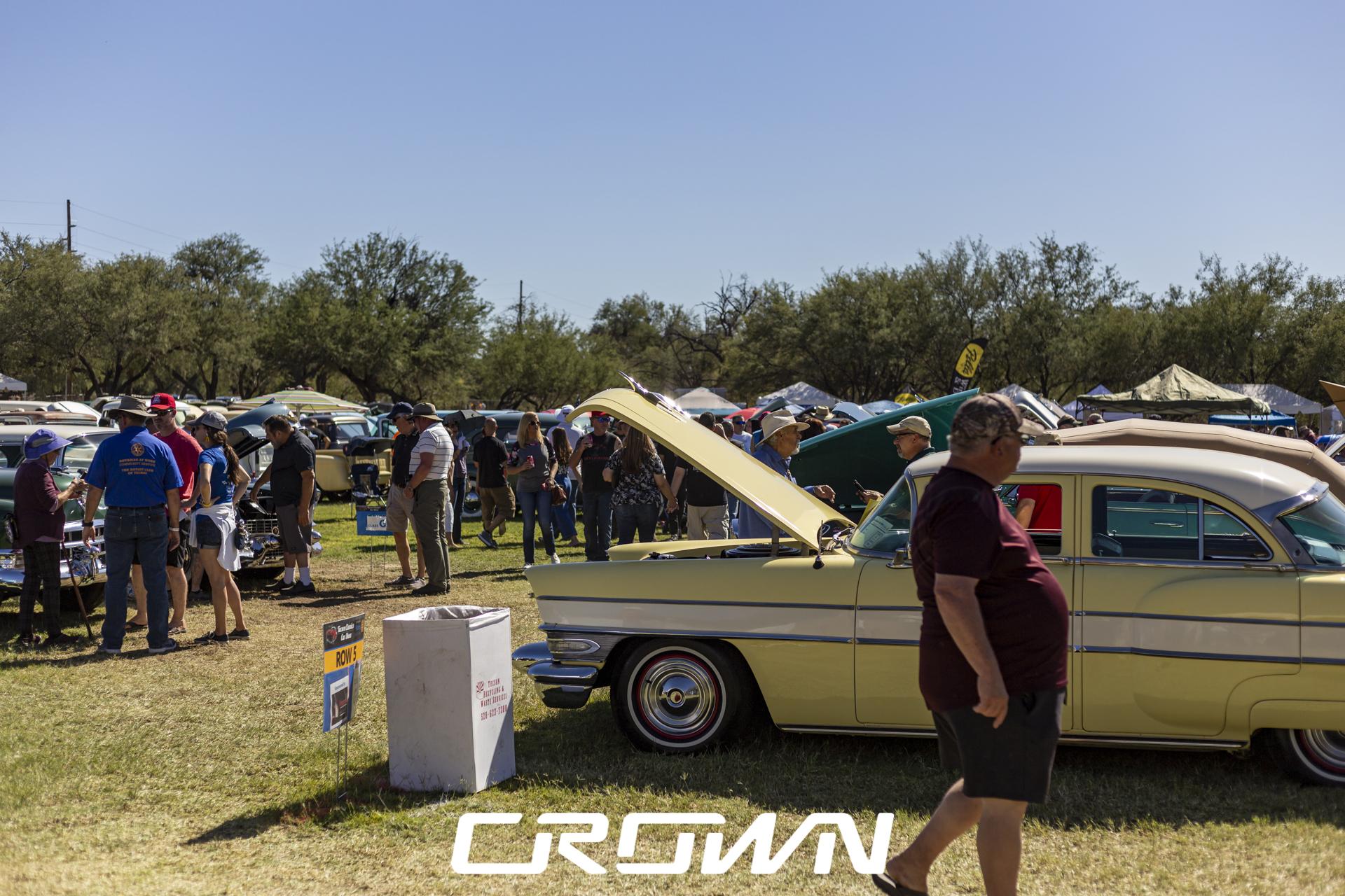 Tucson Classics Car Show 2