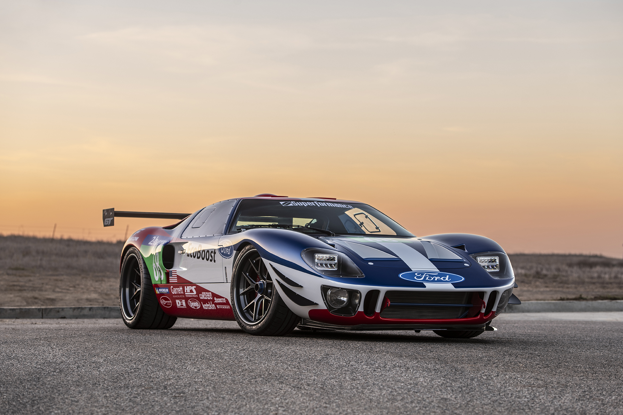 superformance future forty concept gt40
