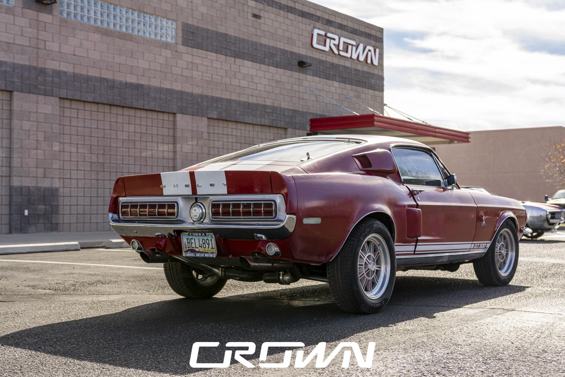 1968 Shelby GT500 Restoration