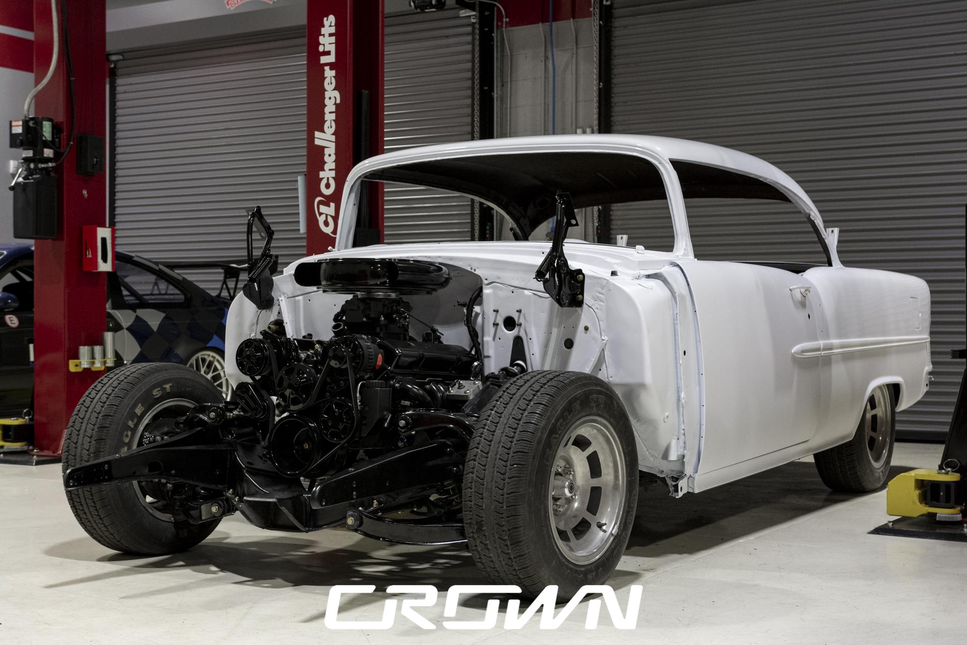 1955 Chevrolet Bel-Air Resto-Mod Update