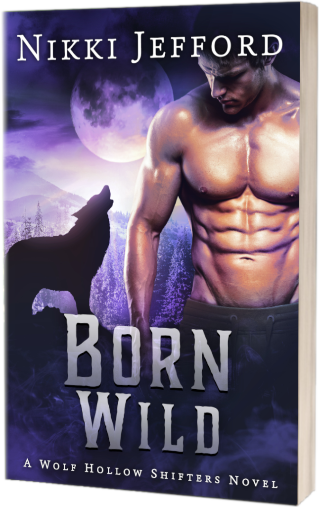 Born Wild Cover