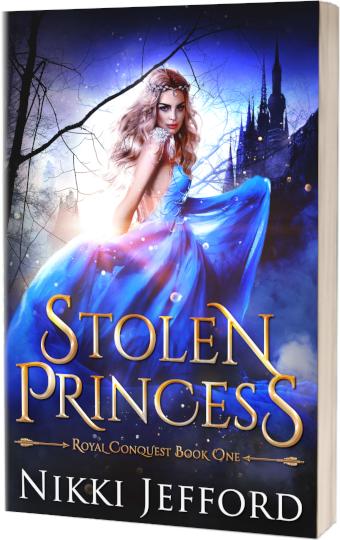Stolen Princess Cover