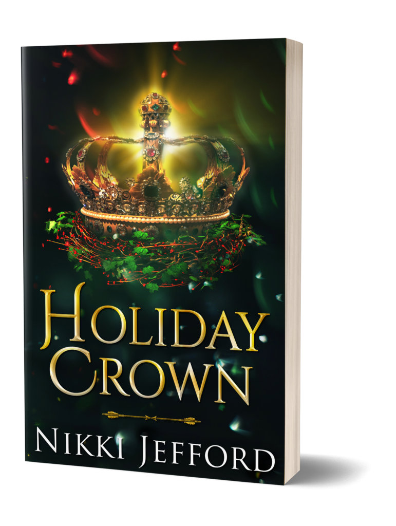 Holiday Crown Cover