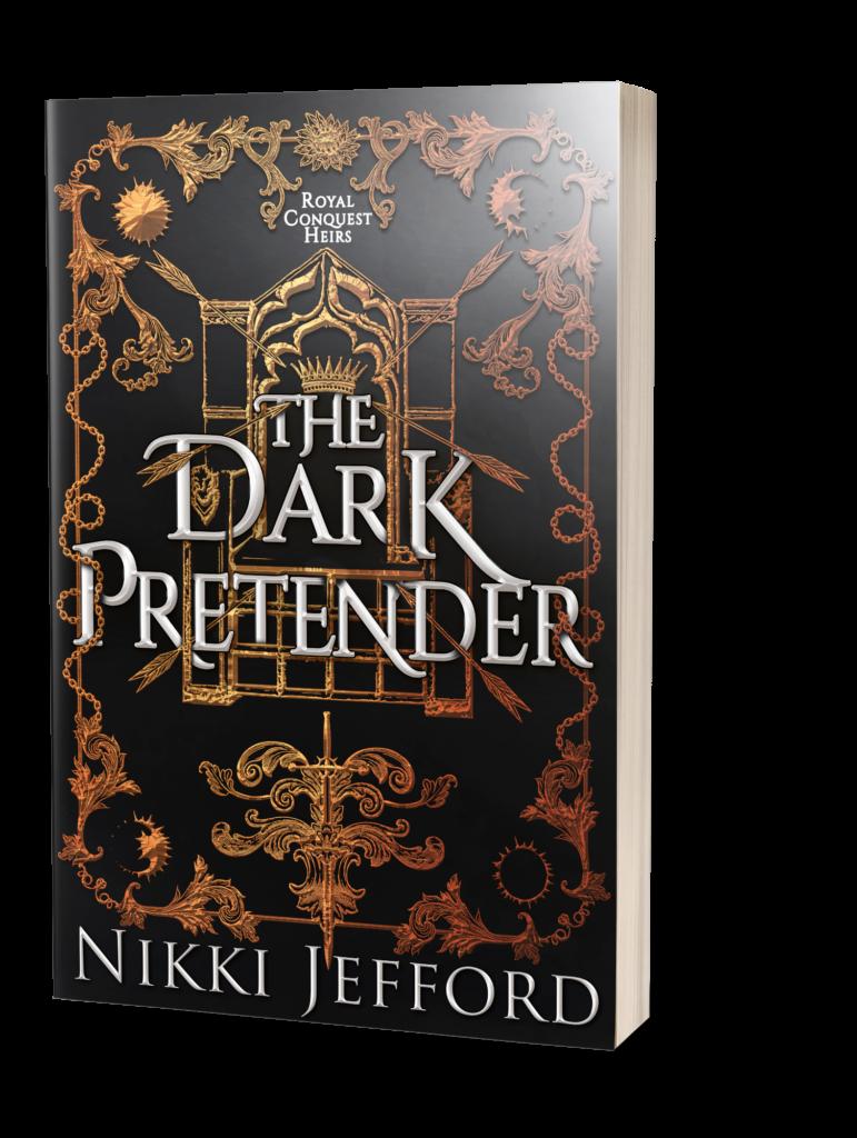 The Dark Pretender Cover