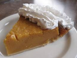 SweetPotatoPie1 - Sweet Potato Pie (Slice)