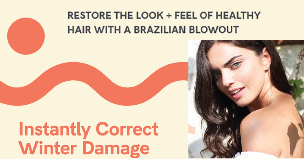 Brazilian Blowout Charleston Mt. Pleasant Salon Smoothing Treatment Humidity Blocker Anti Frizz