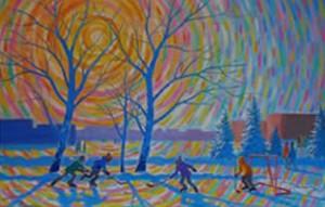 """The Happy Hour"" by Bill Brownridge"