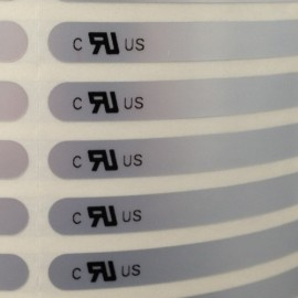 UL 969 Labels
