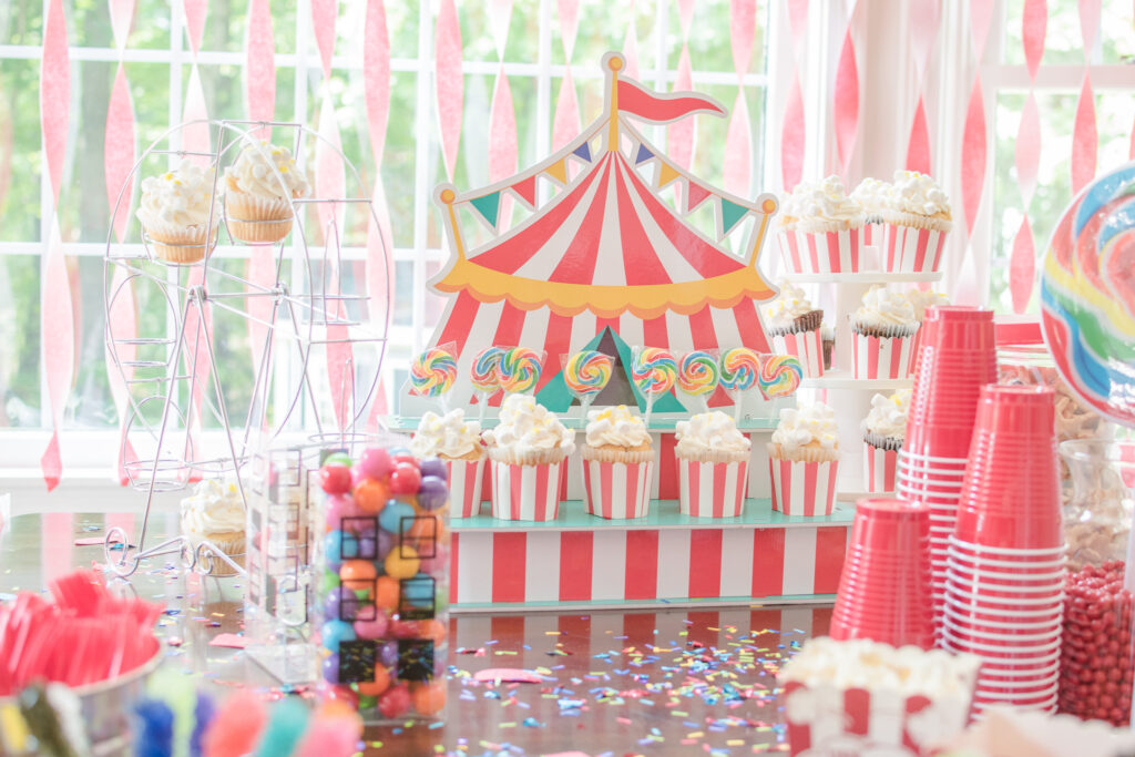 how to throw a party party guide party checklist circus party carnival party