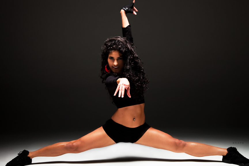 My new workout obsession- AMNA Dance!