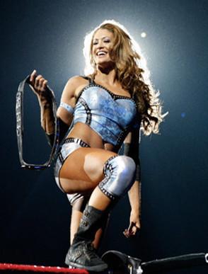 Shop EVE- Diva's Champion Wrestling Boots!