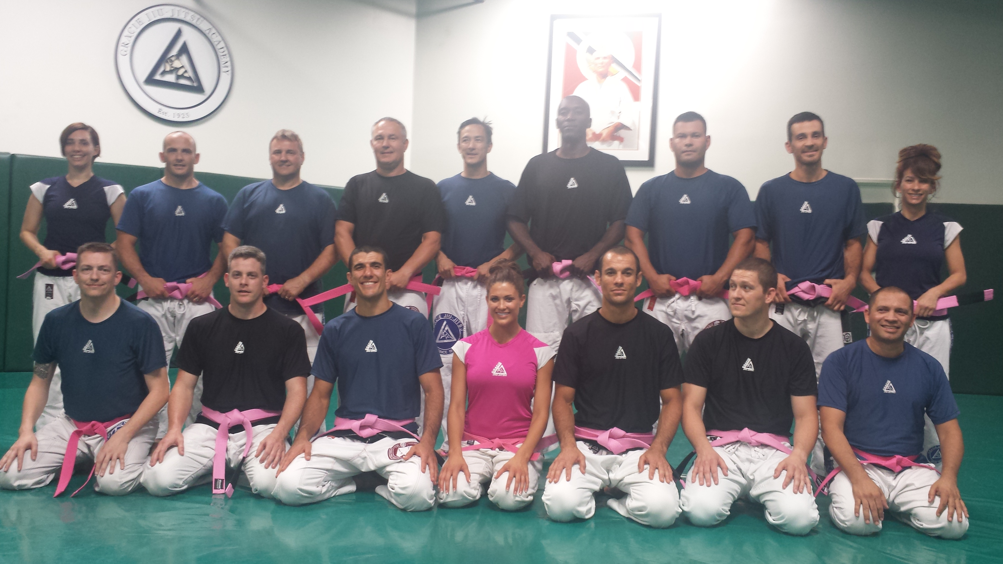 Gracie Instructor Certification program for Women Empowered