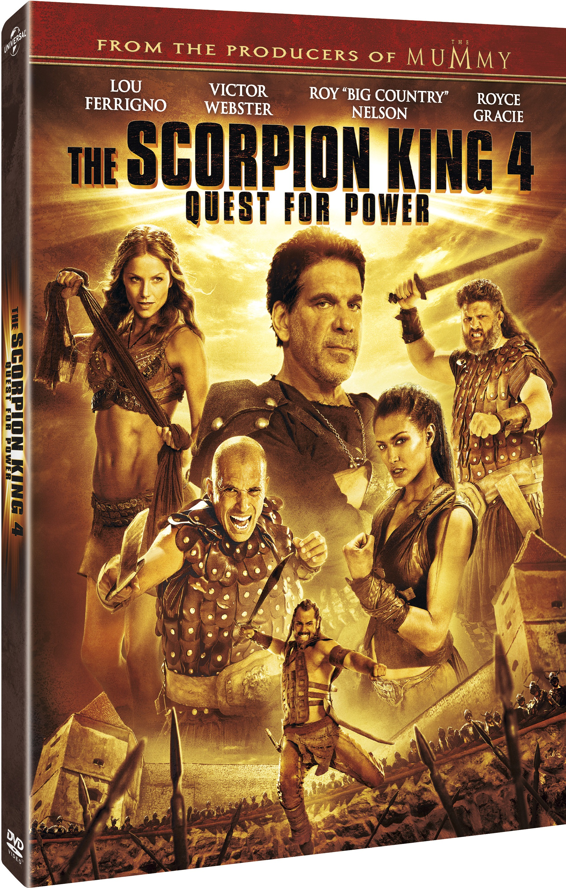 Scorpion King IV: Quest for Power