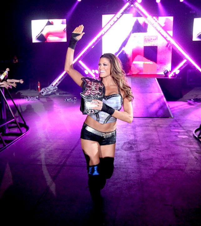 WWE Live Events!