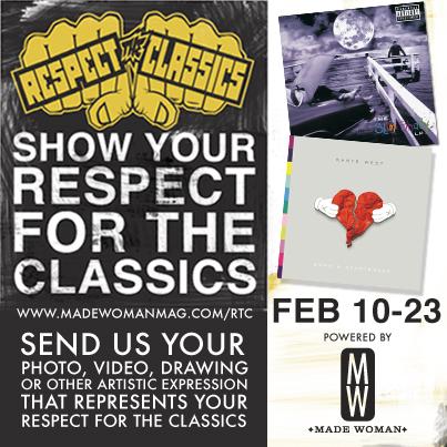 Respect The Classics Contest!