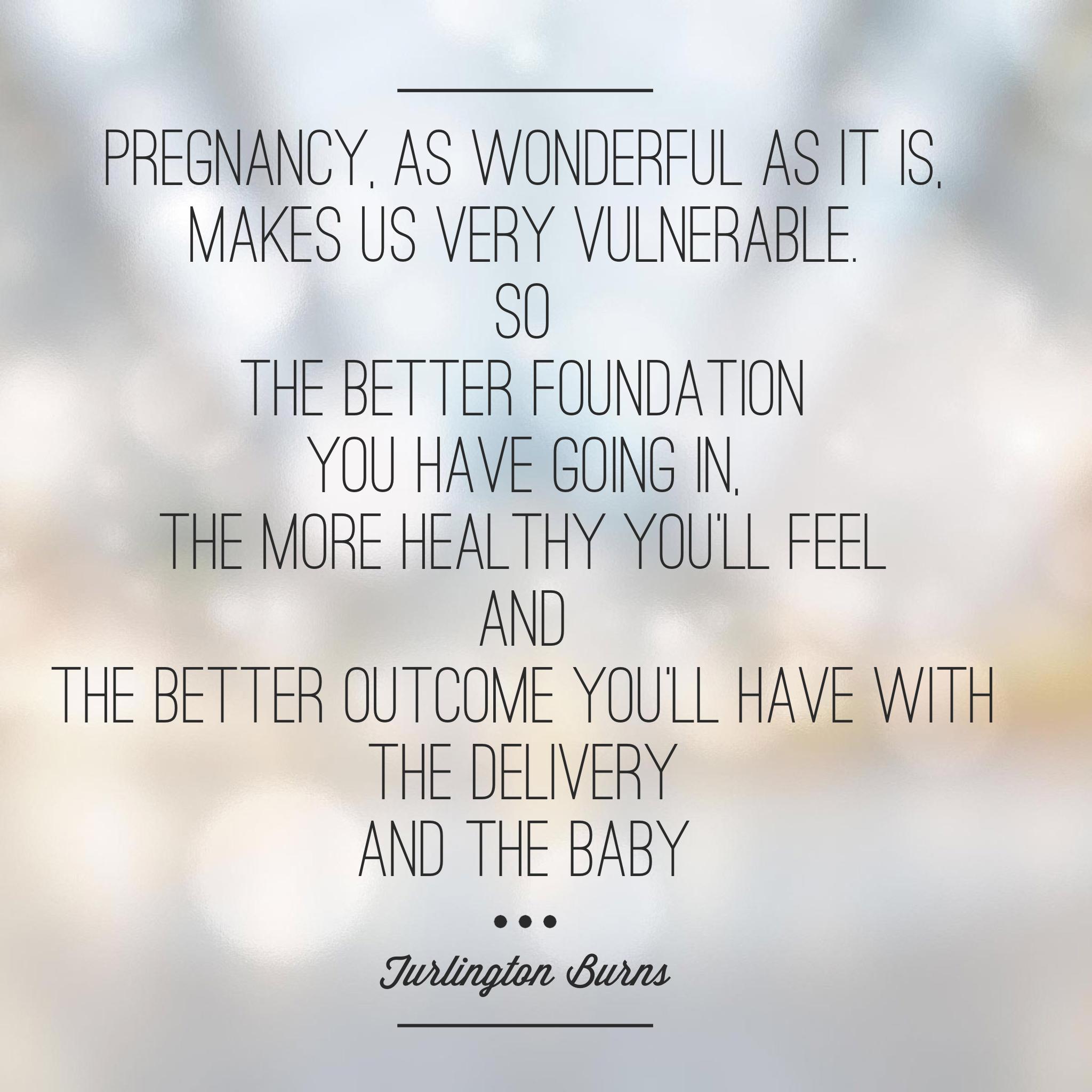 Pregnancy & Fitness