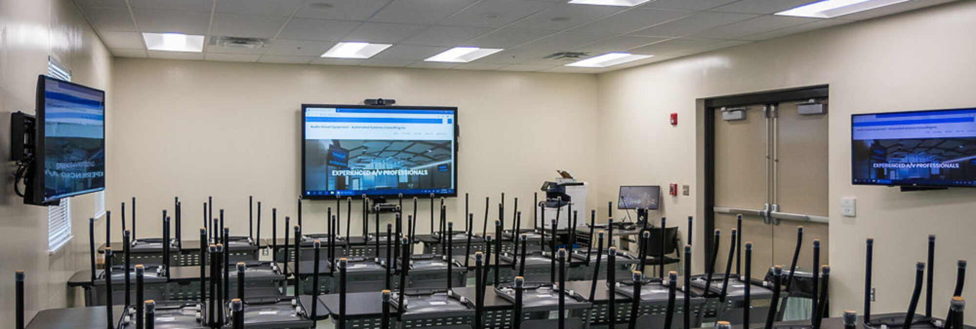 Audio Visual Equipment - Automated Systems Consulting Inc.