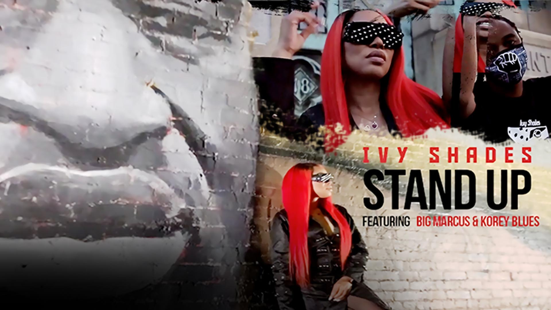 Ivy Shades Music Video - Stand Up