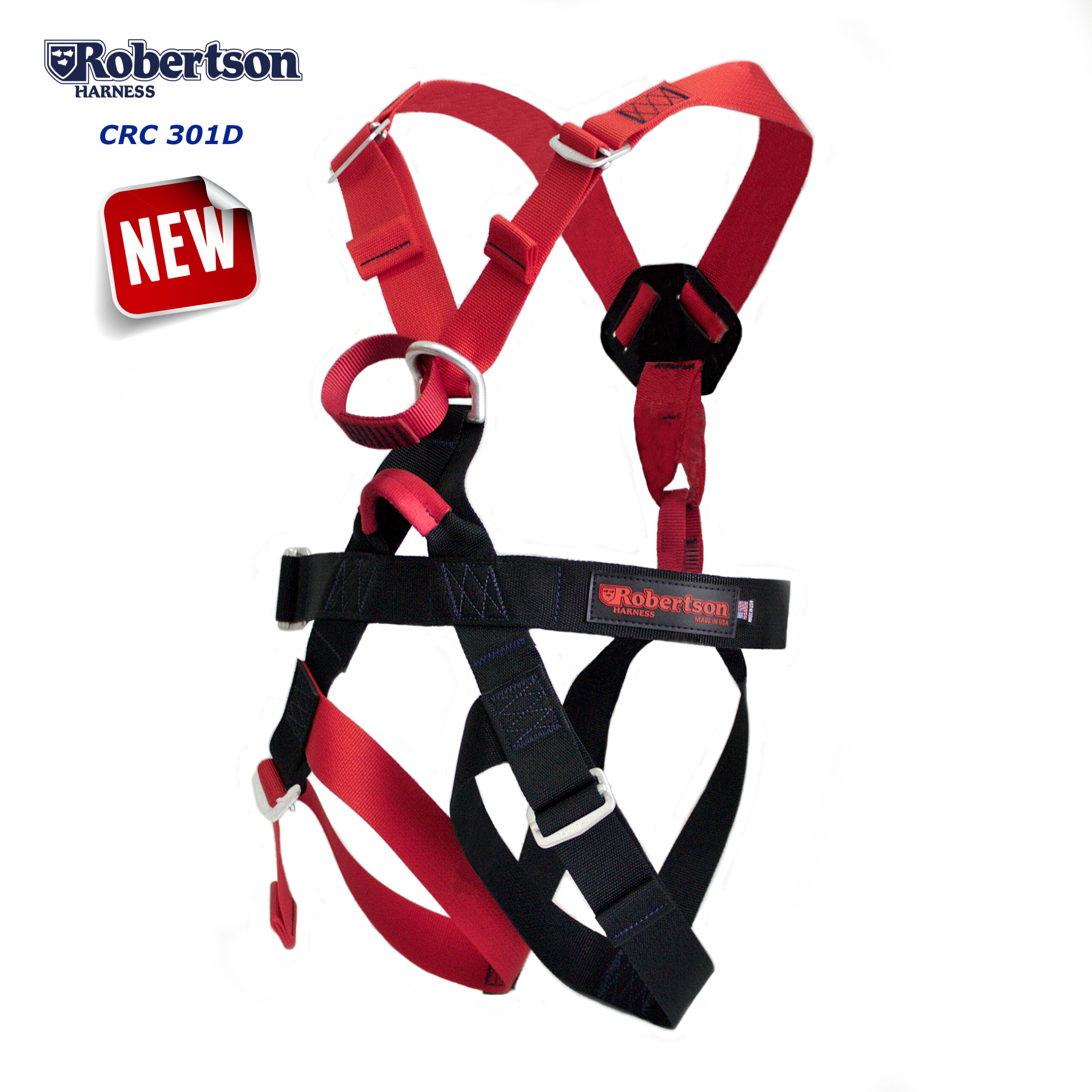 CRC 301D ( Small / Red Belay )