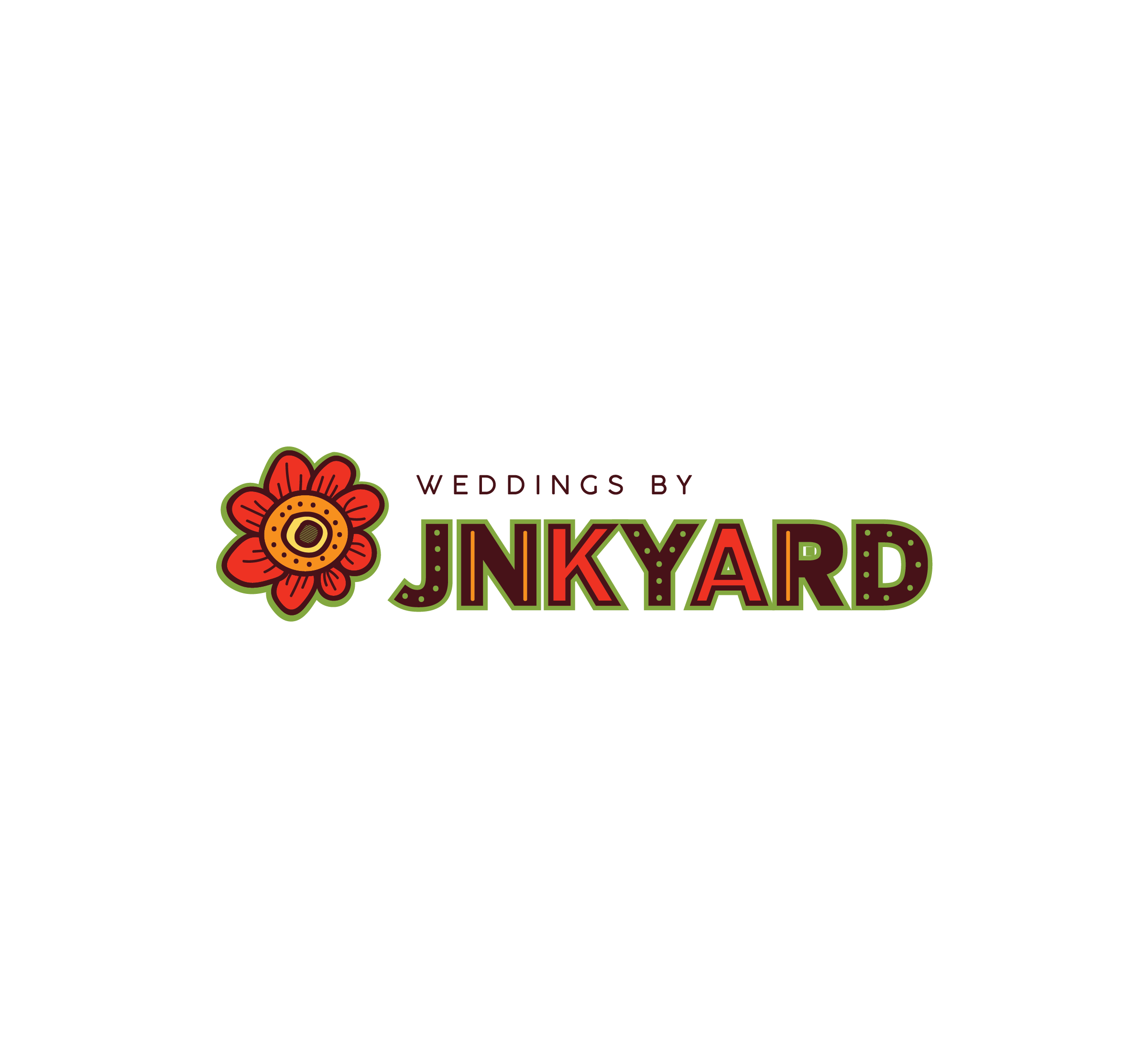Weddings by Jnkyard Logo