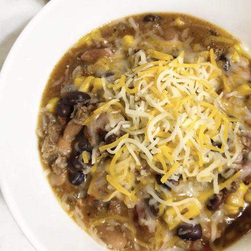 Mama's Taco Soup