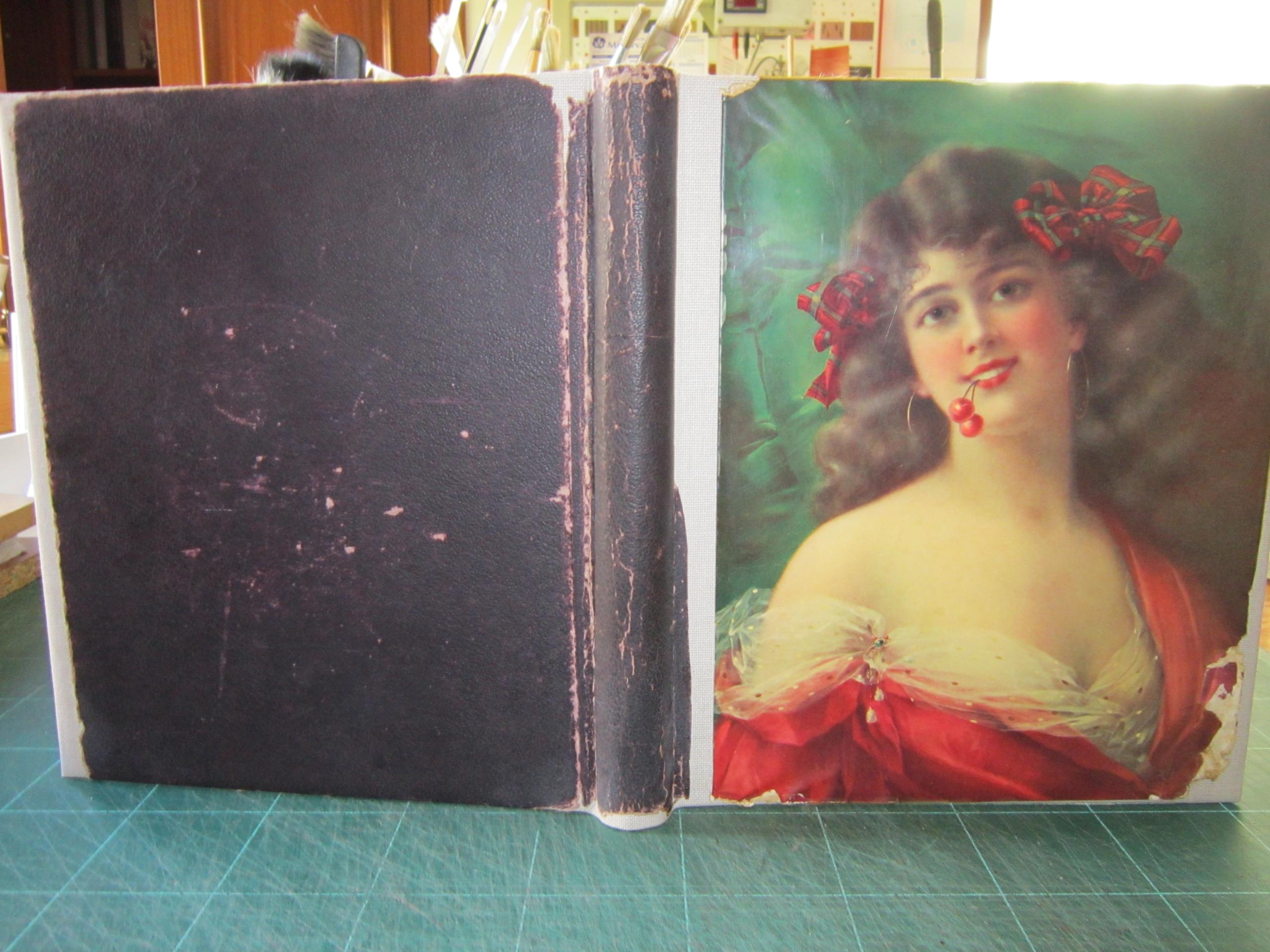 Álbum de fotos 1916 (restauración)