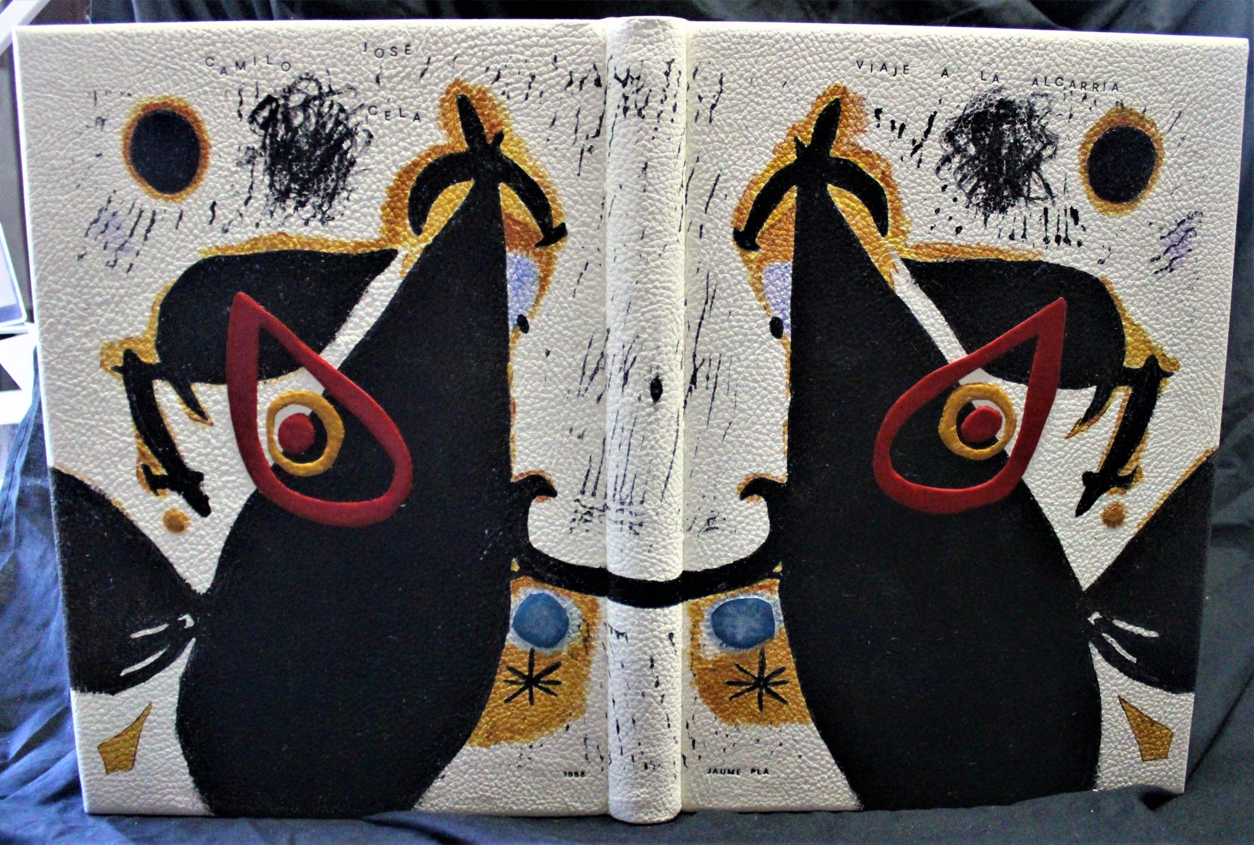 Viaje a la Alcarria (dedicado a Joan Miró)