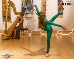 """CGDT Performance of """"Leprechaun Dreams"""" with Harmony Negrin and Zoe Mendel"""
