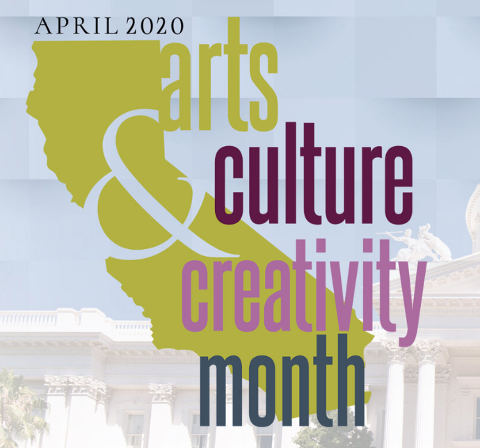 arts culture creativity month