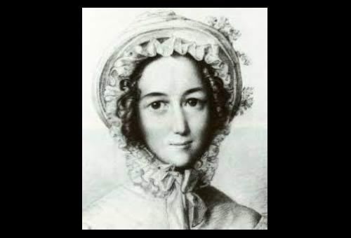 Lea Mendelssohn Bartholdy, by Wilhelm Hensel