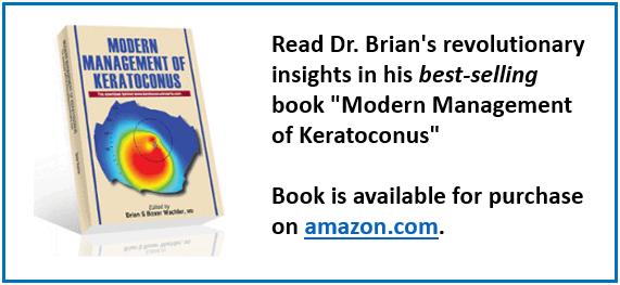 Modern Management of Keratoconus