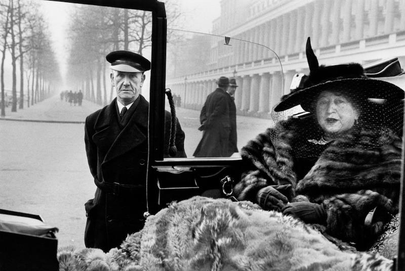 Mrs. Eveleigh Nash, 1953. © Inge Morath/Magnum Photos