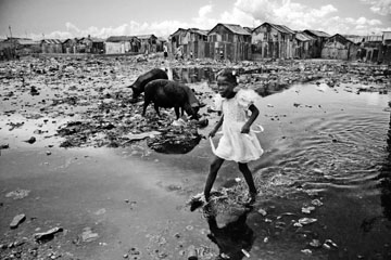 Growing Up in Haiti © Alice Smeets, 2007