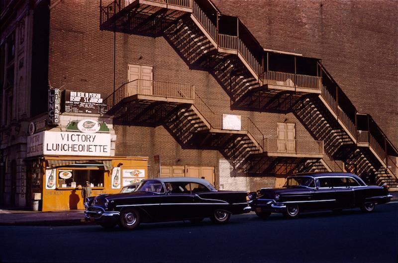 New York City, 1958. © The Inge Morath Foundation/Magnum Photos