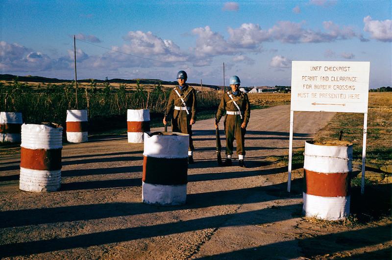 The Israel Gate, northern Gaza Strip